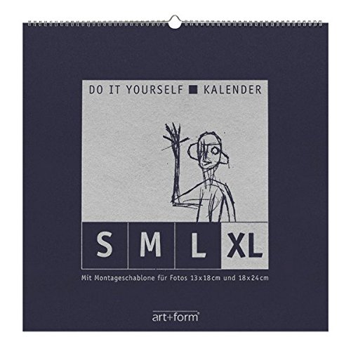 Do it yourself Kalender XL