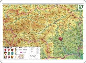 9783935794770: Steiermark physisch