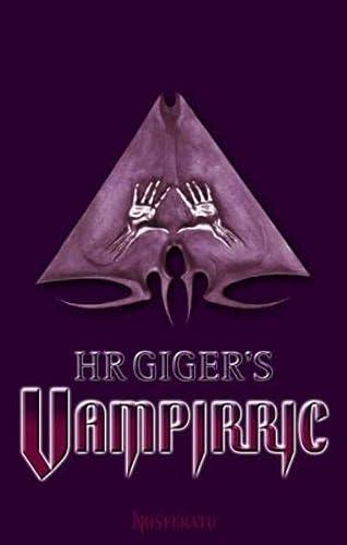 H. R: Gigers Vampirric. Vampirgeschichten: Giger, H R