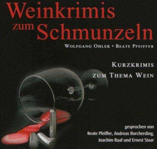 9783935834315: Weinkrimis zum Schmunzeln. CD