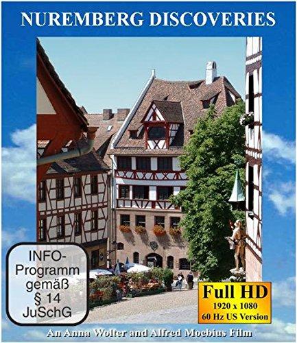 9783935879255: Nuremberg Discoveries [Alemania] [Blu-ray]