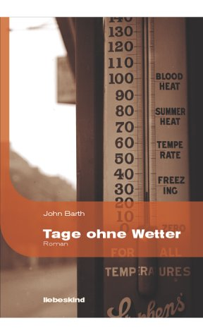 9783935890090: Tage ohne Wetter: Roman