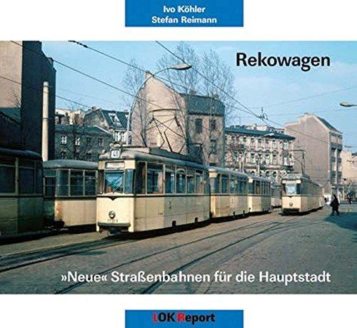 9783935909105: Köhler, I: Rekowagen