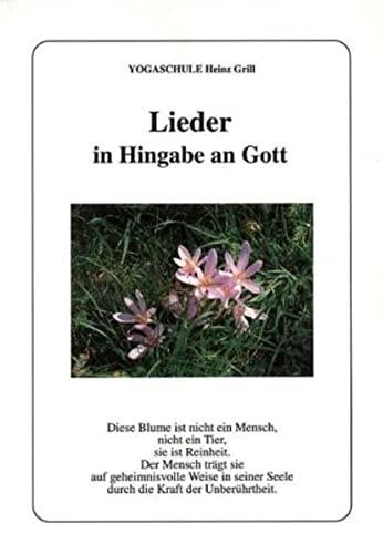 9783935925976: Lieder in Hingabe an Gott