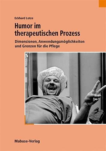 9783935964197: Humor im therapeutischen Prozess