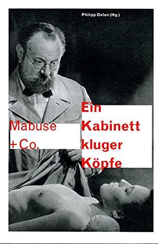 9783935964821: Mabuse & Co: Ein Kabinett kluger Köpfe