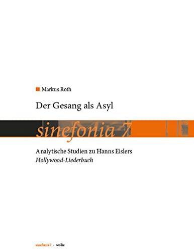 Der Gesang als Asyl: Markus Roth