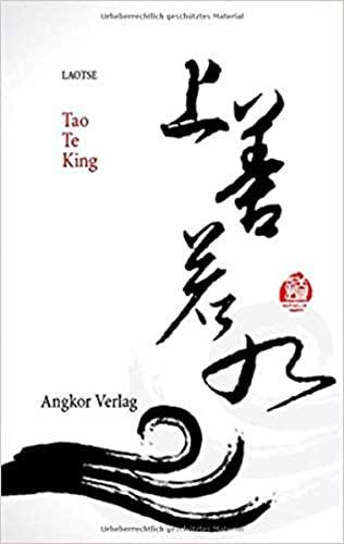9783936018257: Tao Te King