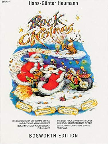 9783936026214: Hans-Gunter Heumann: Rock Christmas