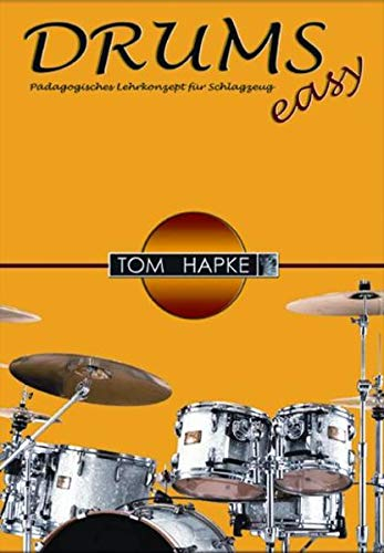 9783936026399: Drums Easy 1: Pädagogisches Lernkonzept für Schlagzeuger