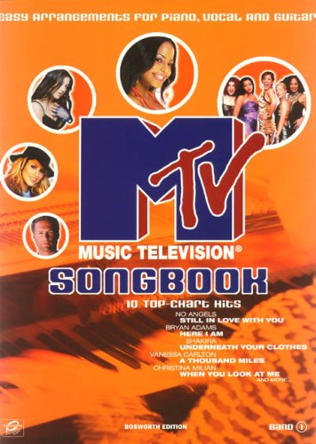 9783936026788: MTV-Songbook. PVG-Version.