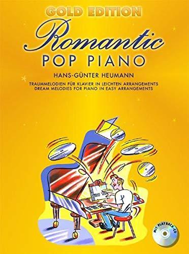 9783936026825: Gold Edition Romantic Pop Piano
