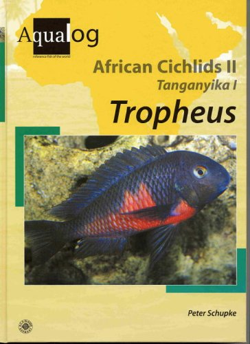 9783936027389: Aqualog African Cichlids II Taganyika I - Tropheus