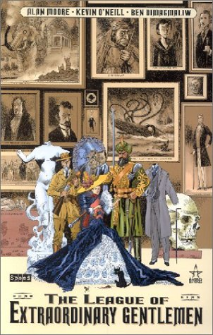 9783936068139: The League of Extraordinary Gentlemen 01. (Dt. Ausgabe)