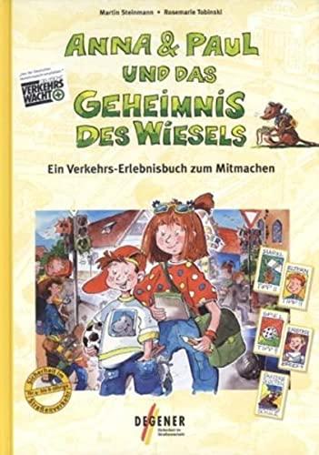 Anna und Paul und das Geheimnis des Wiesels (9783936071122) by Martin Steinmann