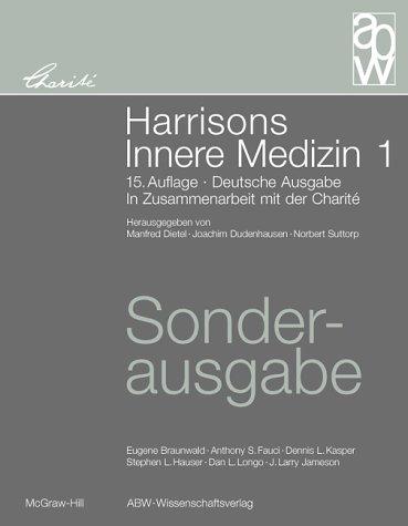 9783936072181: Harrisons Innere Medizin, 2 Bde.