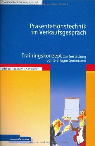 9783936075069: Präsentationstechnik im Verkaufsgespräch