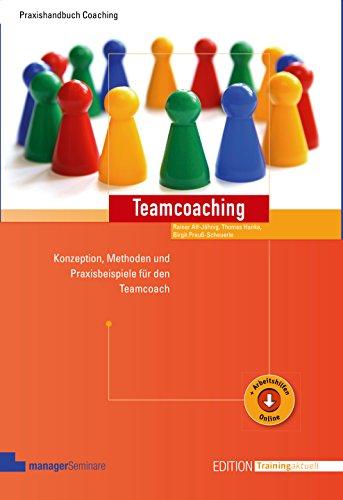 Teamcoaching: Rainer Alf-Jährig