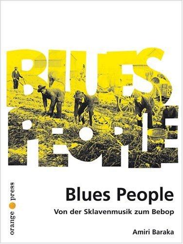 9783936086089: Blues People.