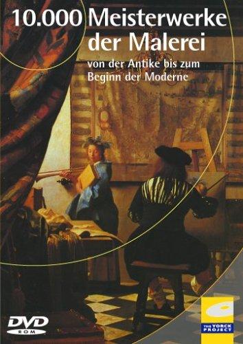 9783936122206: 10000 Meisterwerke der Malerei - von der Antike bis zum Beginn der Moderne