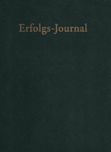 Erfolgs-Journal - Schäfer Bodo