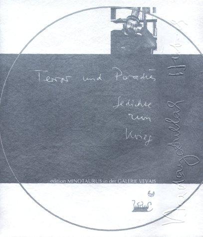 Hörbuch-CD: Terror und Paradies. Gedichte zum Krieg: H�bsch, Hadayatullah