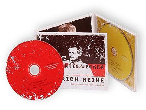 9783936165418: Deutschland. Ein Wintermärchen, 2 CDs, Gesamttext, Limited Edition im Digipack
