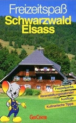 9783936184037: Freizeitspaß Schwarzwald / Elsaß