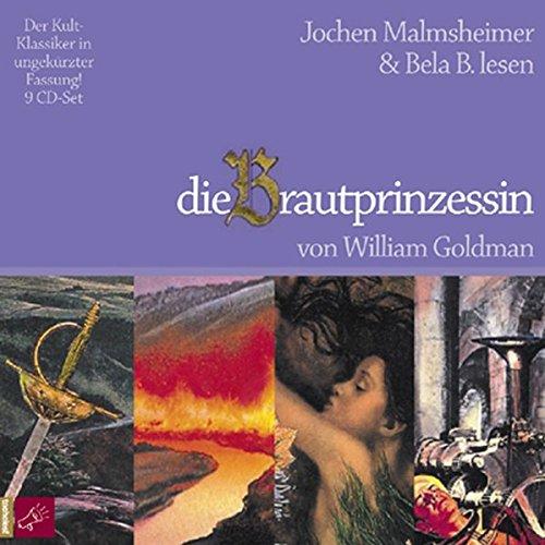 9783936186079: Die Brautprinzessin. 9 CDs