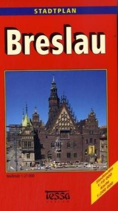 9783936194210: Breslau 1 : 21 000. Stadtplan