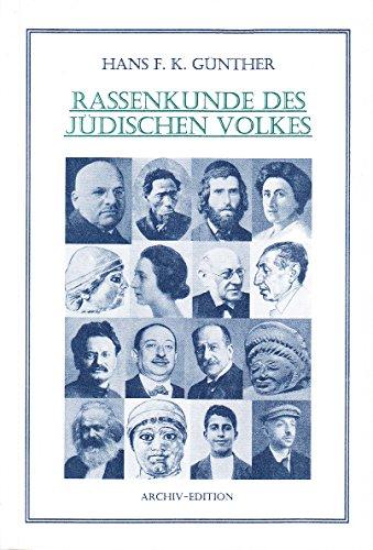 9783936223019: Rassenkunde des jüdischen Volkes.