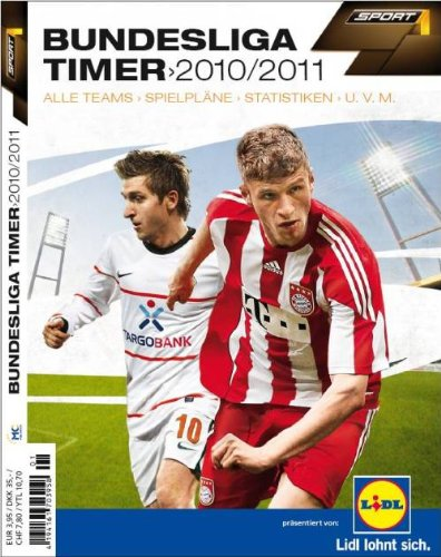 9783936238310: Sport1 Bundesliga Timer 2010/2011