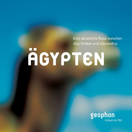 9783936247268: Ägypten, 1 Audio-CD