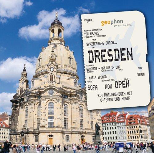 9783936247725: Spaziergang durch Dresden
