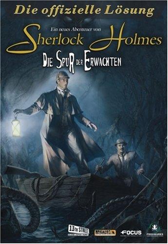 9783936282269: Sherlock Holmes, Die Spur der Erwachten, Die offizielle Lösung