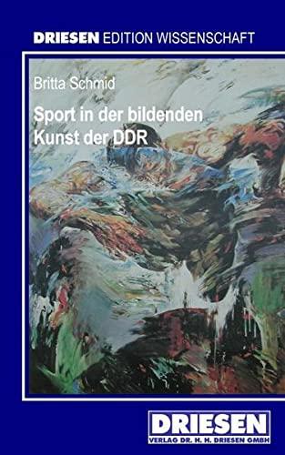 Sport in der bildenden Kunst der DDR: Britta Schmid