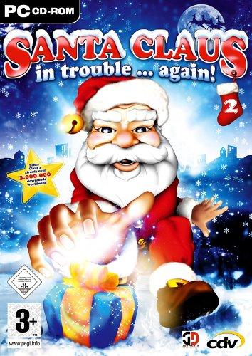 9783936336818: Santa Claus 2: In Trouble... Again! - Ensemble complet - 1 utilisateur - PC - CD - Win
