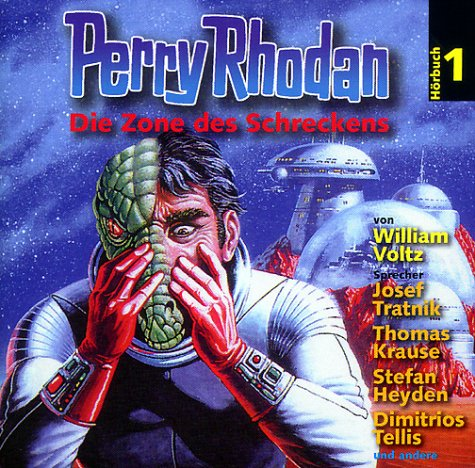 9783936337006: Perry Rhodan 01. Die Zone des Schreckens. CD