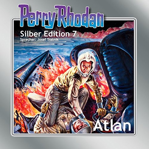 9783936337877: Perry Rhodan Silber Edition 07. Atlan. 12 CDs
