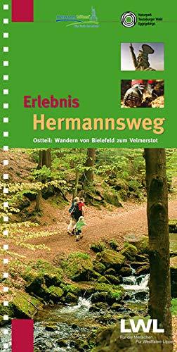 9783936359572: Erlebnis Hermannsweg - Ostteil: Wandern von Bielefeld zum Velmerstot