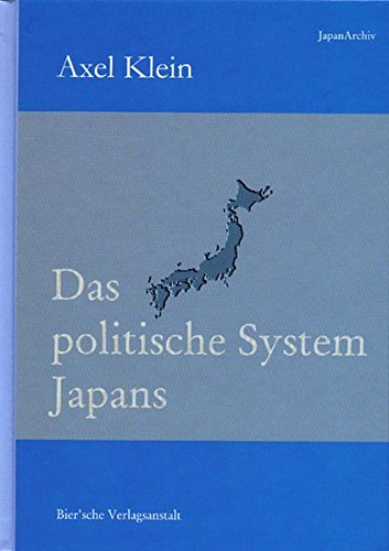 9783936366129: Das politische System Japans (Livre en allemand)
