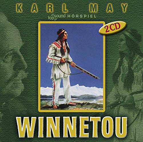 9783936371628: Winnetou, 2 Audio-CDs