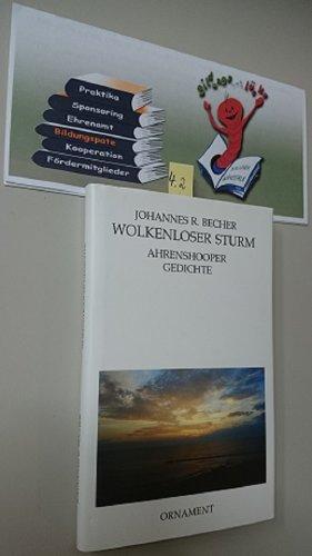 Wolkenloser Sturm Ahrenshooper Gedichte
