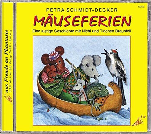 9783936462029: Mäuseferien. CD