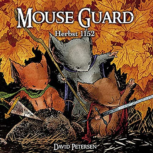 Mouse Guard 01 (3936480559) by David Petersen