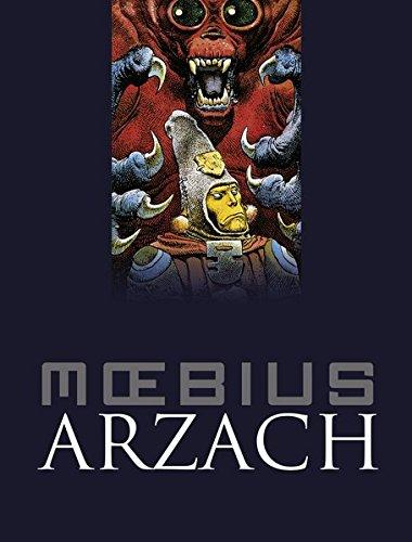 9783936480689: Arzach