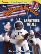 9783936480962: Comicspaß mit Wallace & Gromit 02: Abenteuer im All