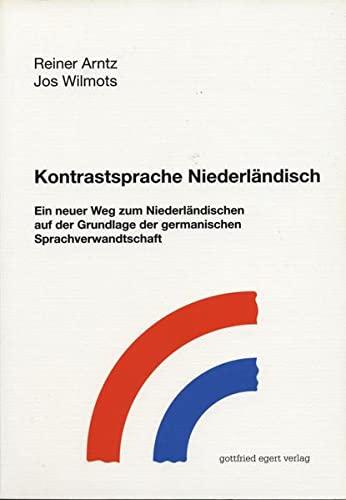 9783936496260: Kontrastsprache Niederländisch