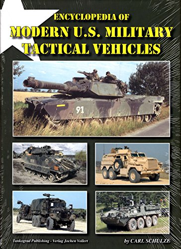 9783936519044: Encyclopedia of Modern US Military Tactical Vehicles
