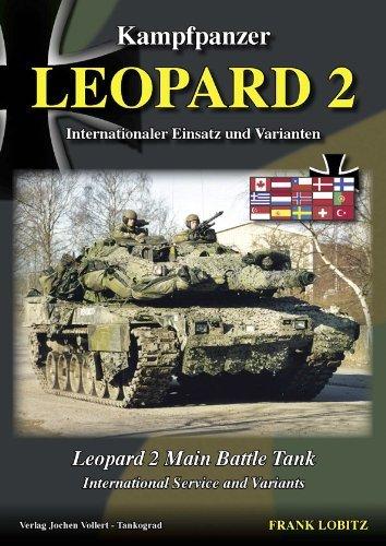 Kampfpanzer Leopard 2: Leopard 2 Main Battle: Frank Lobitz